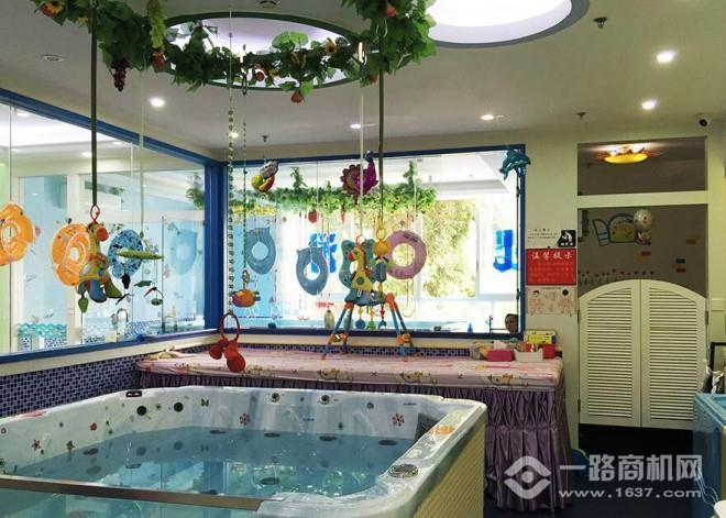 游乐美婴儿游泳馆