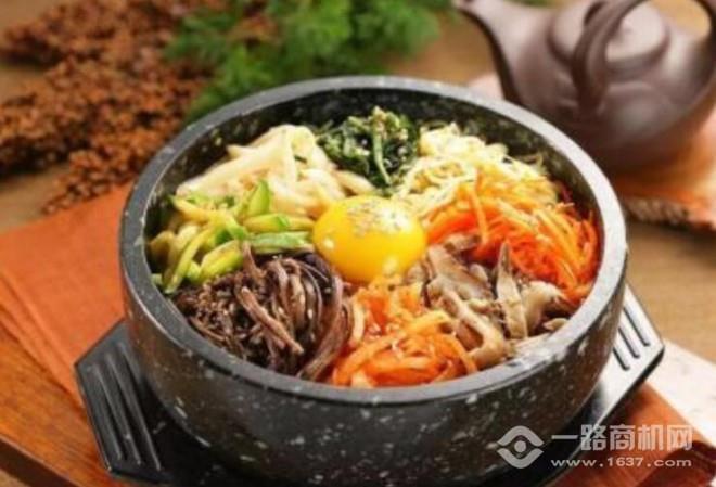 韩村石锅拌饭加盟
