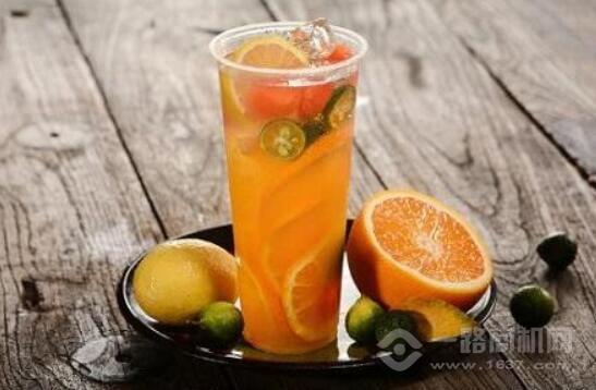 柠檬草的味道果茶