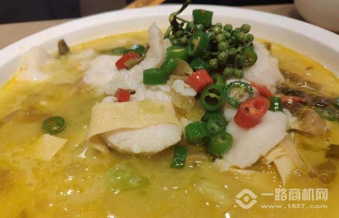 鱼没有酸菜鱼米饭加盟