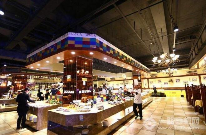 韩滏缘自助餐厅加盟