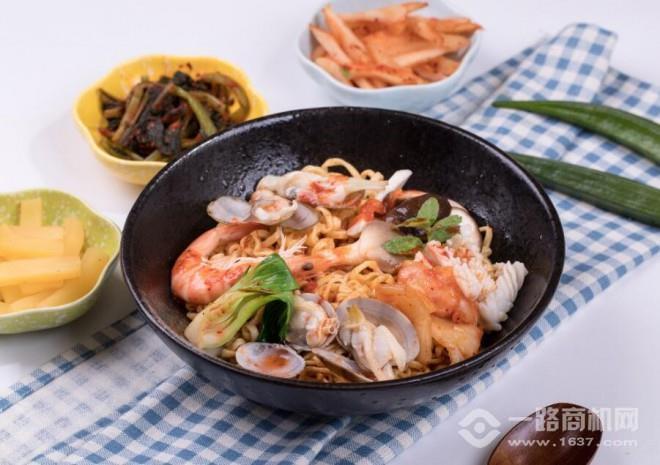 筷锦记泡面小食堂加盟