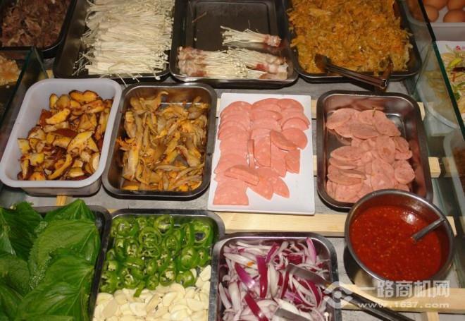 韓樂佳自助烤肉