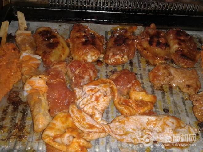 韓樂佳自助烤肉加盟