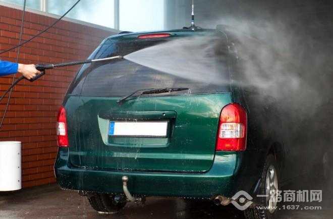 雅士潔洗車