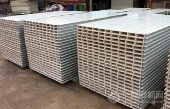 惠可发中空塑料建筑模板