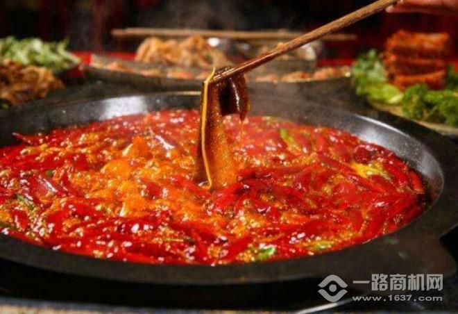 鱼知鱼味重庆火锅加盟
