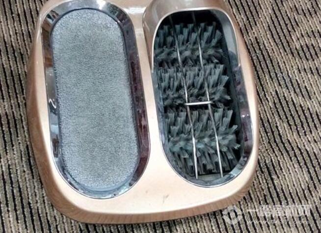 科通智能鞋底清洁机