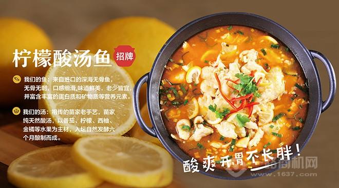 苗小坛酸汤鱼捞饭