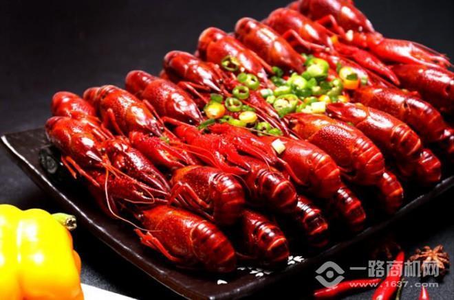 滿盆龍蝦加盟