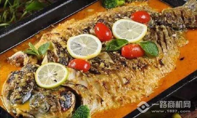 鱼小渝荔枝烤鱼