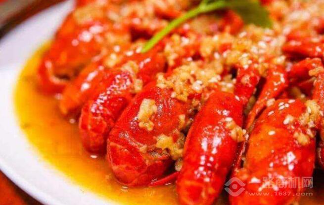 热辣生活小龙虾