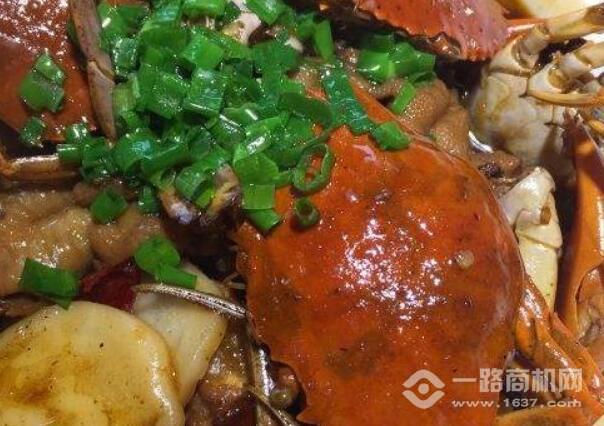 酱厨哥肉蟹煲