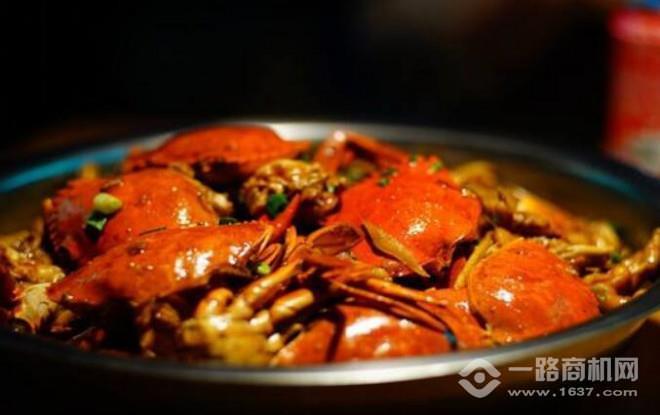 酱厨哥肉蟹煲加盟
