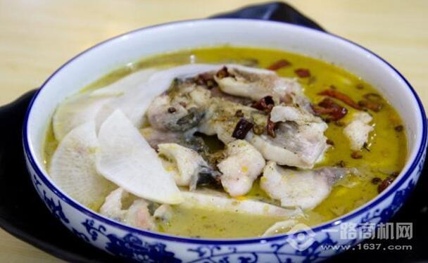 千里渝香酸菜魚
