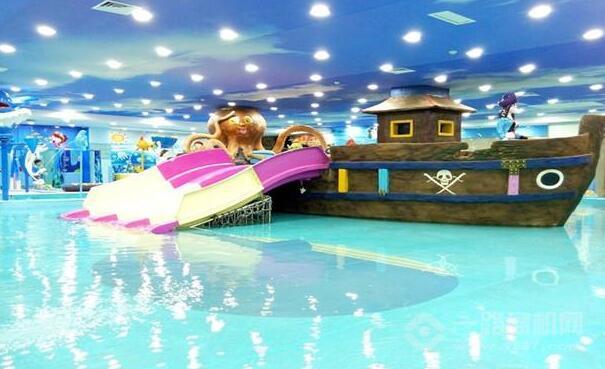 哈皮岛儿童游泳馆