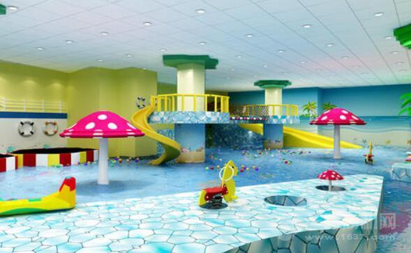 哈皮岛儿童游泳馆加盟