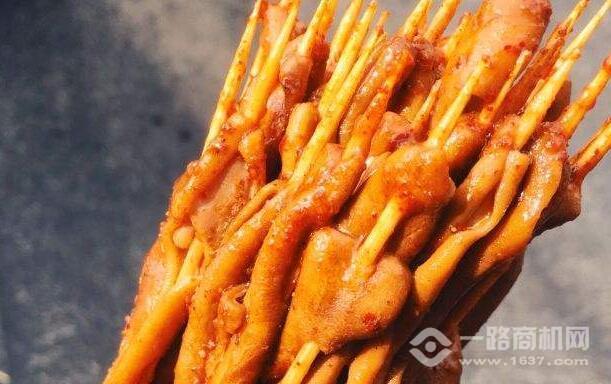 毛氏烤鸭肠