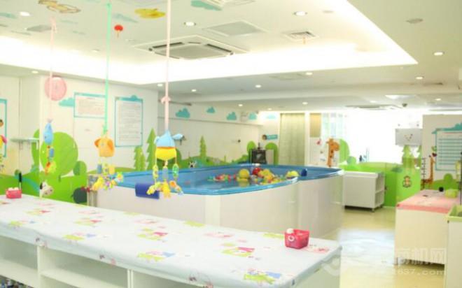 樂爾嬰幼兒游泳館加盟
