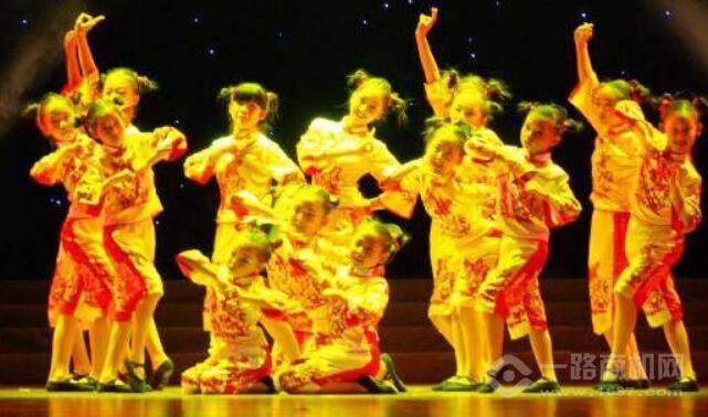 爱琴海少儿舞蹈团