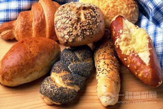 格瑞思面包