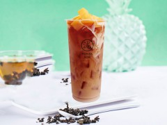 黑瀧堂奶茶