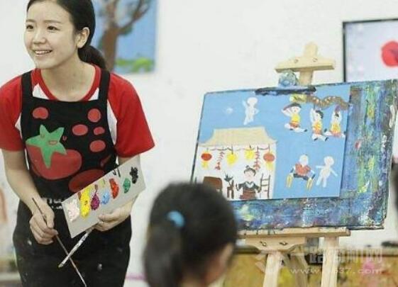 多彩盒子少兒美術加盟