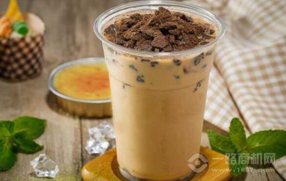 冰風沐雪奶茶加盟