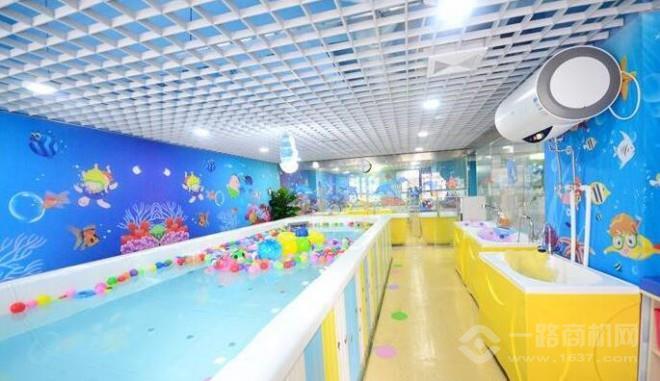 喜樂貝貝嬰兒游泳館加盟