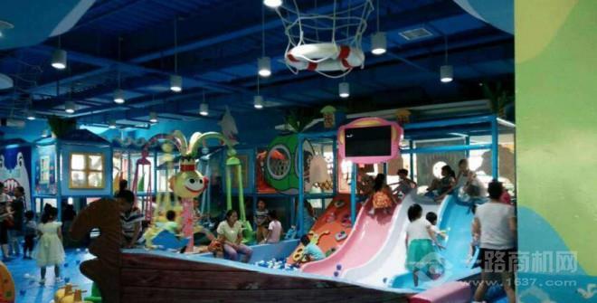 智多寶兒童樂園加盟