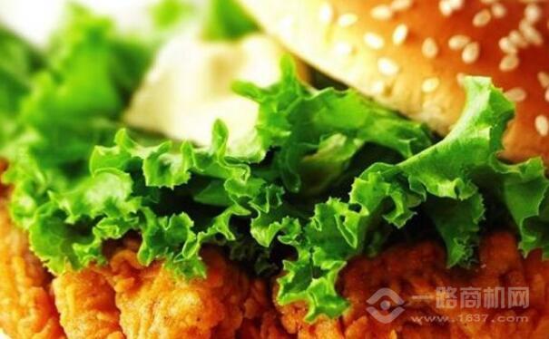 約克堡漢堡炸雞