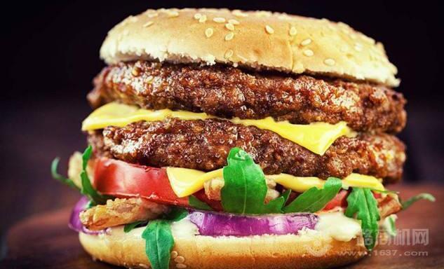 銘萊特炸雞漢堡