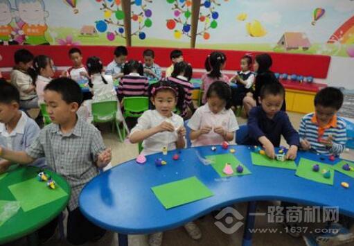 童學匯早教中心加盟