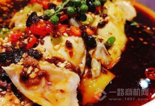 荨香椒麻鸡米饭
