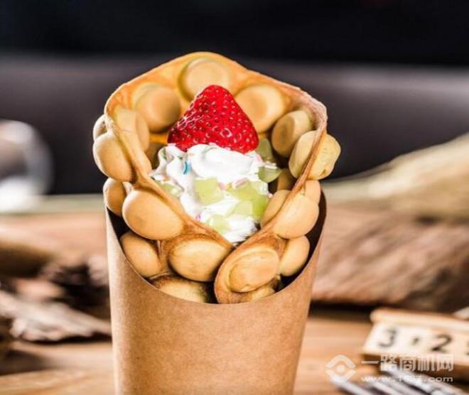 檬芽蛋仔冰淇淋加盟