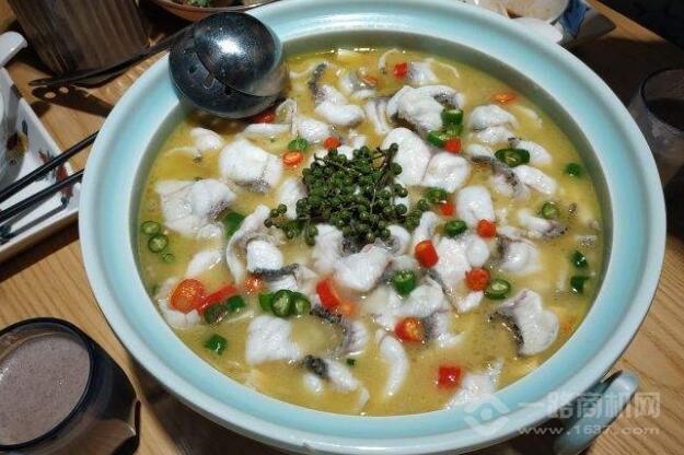 漁岳酸菜魚