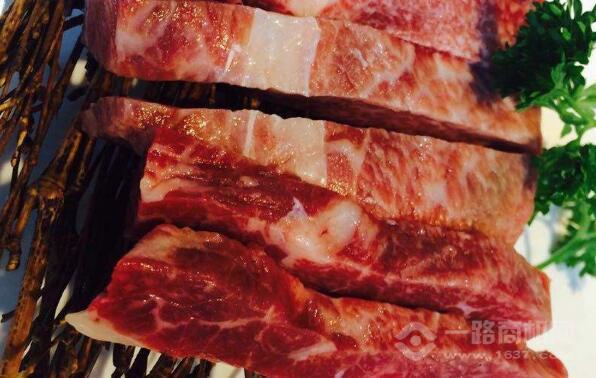 韓江道木炭烤肉