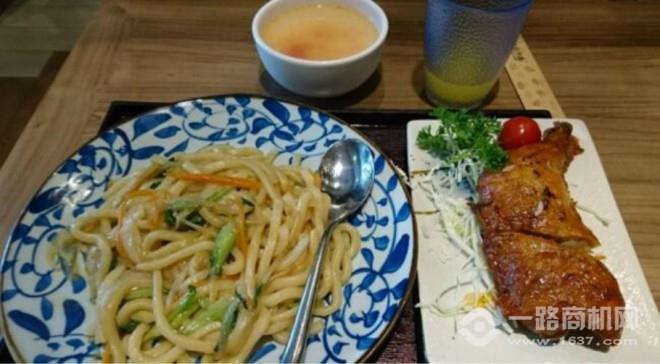 大叶台湾牛肉面
