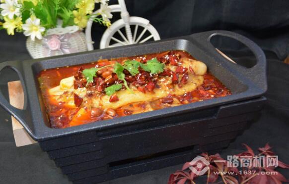 小魚夫小份烤魚加盟