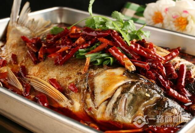 鱼满天下烤鱼加盟
