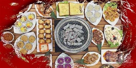 王家炭火烤肉