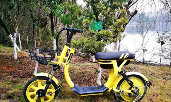猎吧共享电单车加盟