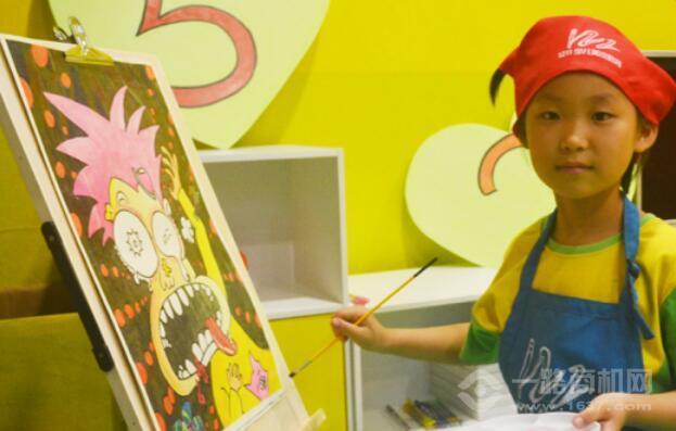 1211少兒美術教育加盟