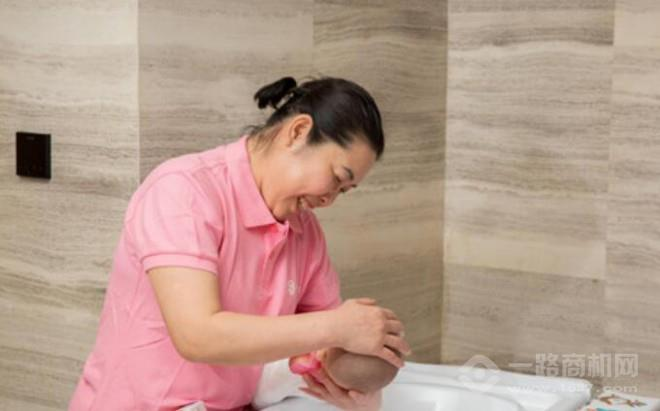 菩提果母婴护理加盟