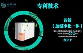 山谷林空氣凈化器