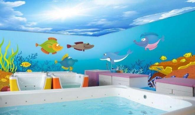 貝啦奇嬰兒游泳館