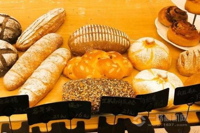 研麥家面包加盟