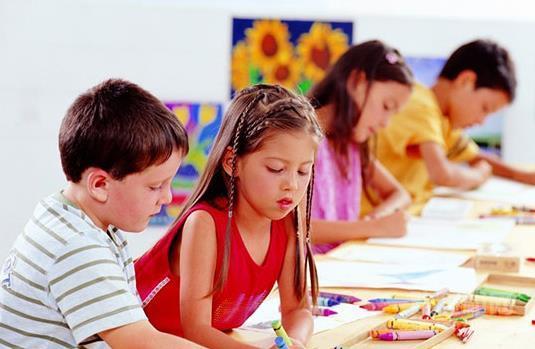 动动笔少儿美术加盟
