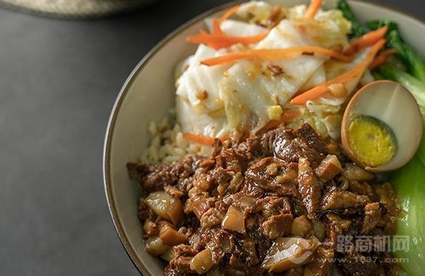 客家十一街饺面饭