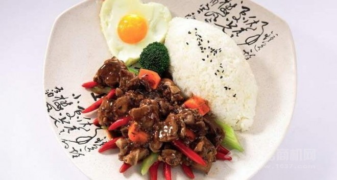 南吉小镇中式简餐